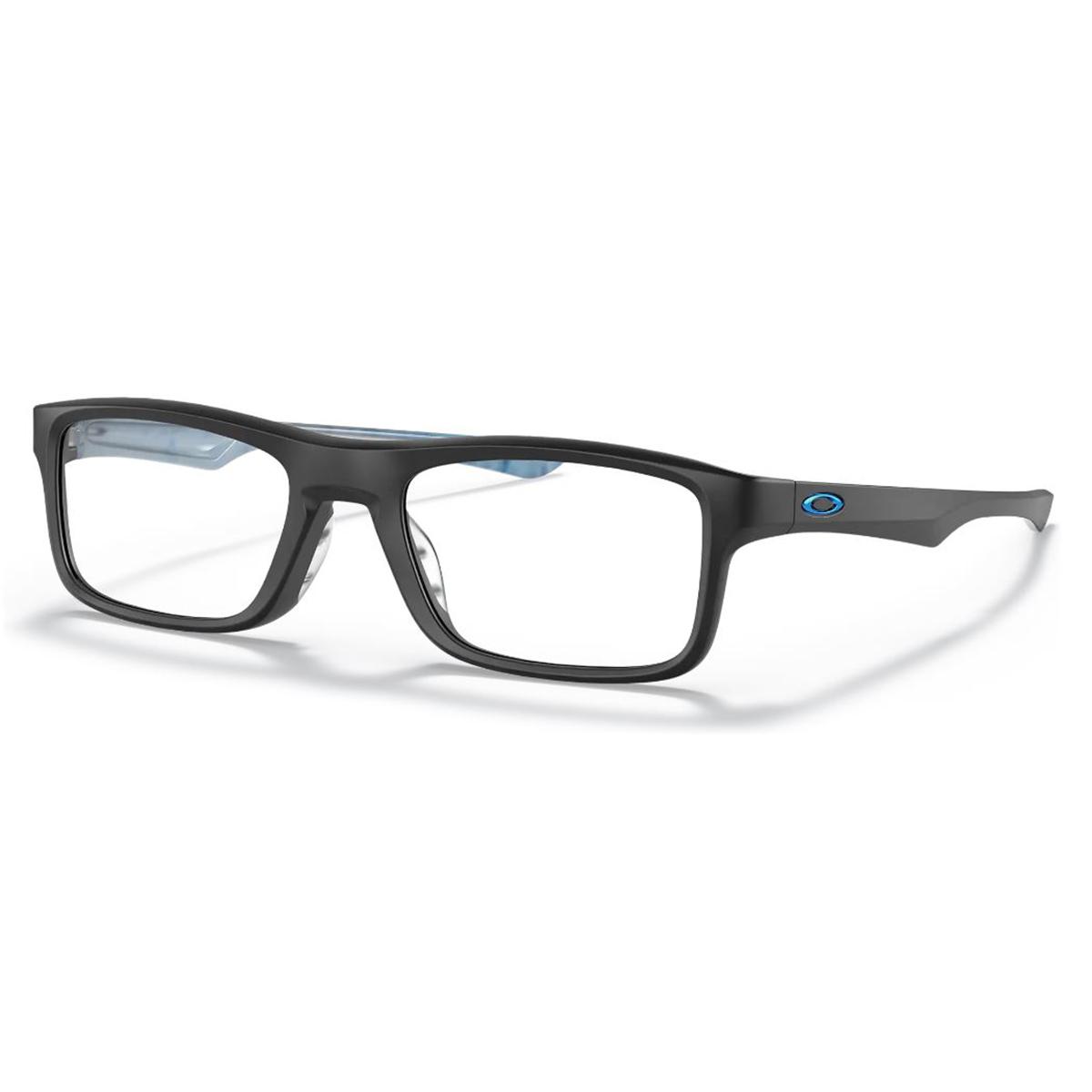 Óculos de Grau Oakley Plank 2.0 OX8081 Preto Fosco