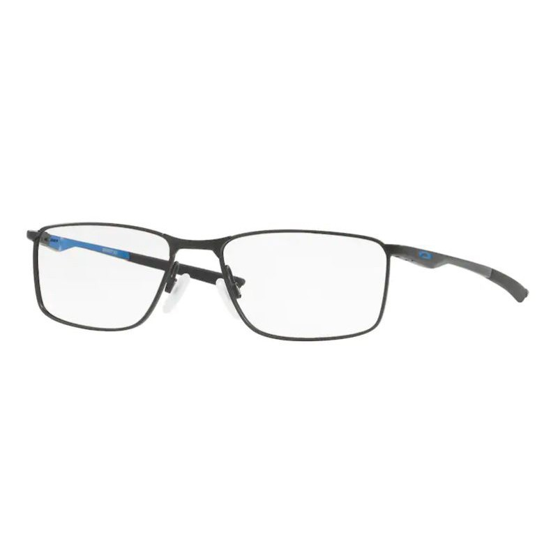 Óculos de Grau Oakley Socket 5.0 OX3217 Metal Preto e Azul Fosco