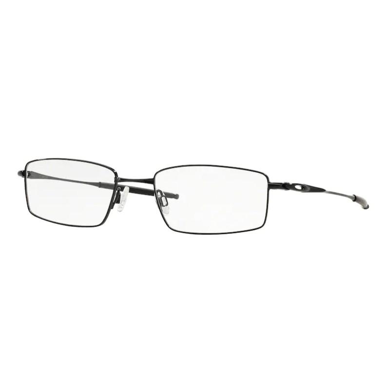 Óculos de Grau Oakley Top Spinner 4B OX3136 Metal Preto Brilho