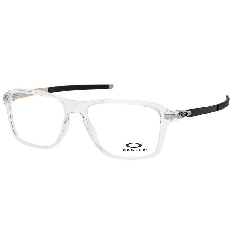 Óculos de Grau Oakley Wheel House OX8166 Transparente Brilho