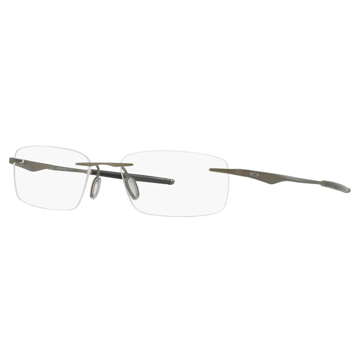 Óculos de Grau Parafusado Oakley OX5118 Wingfold Evr Cinza Fosco