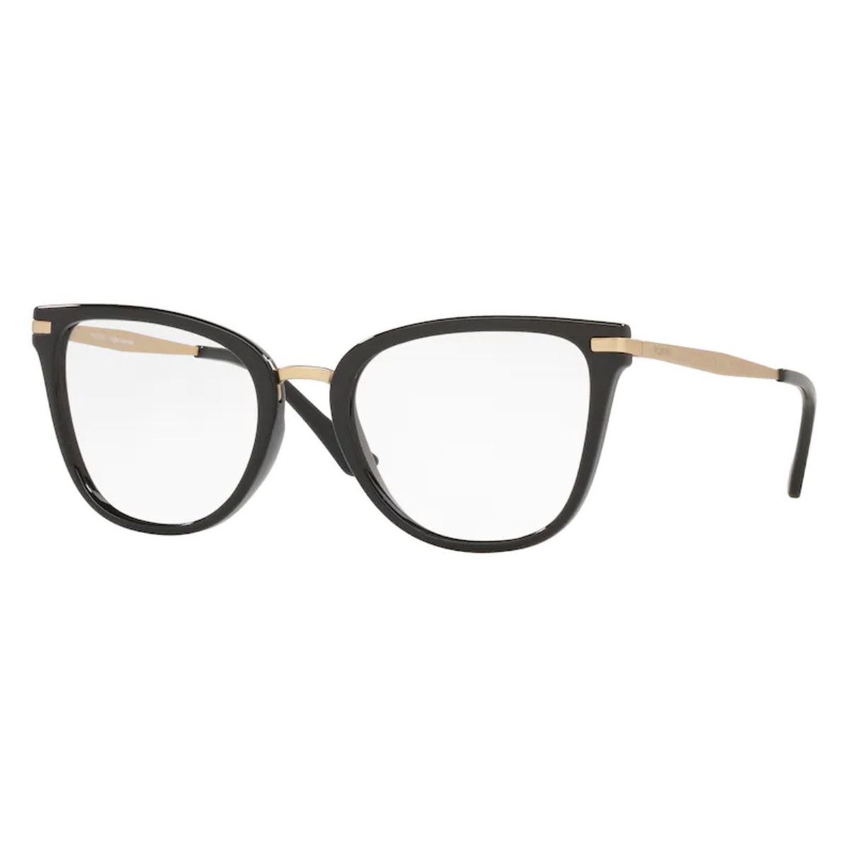 Óculos de Grau Platini P93170 Preto Brilho Tamanho 52