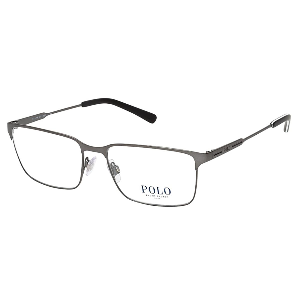Óculos de Grau Polo Ralph Lauren PH1192 Cinza Fosco