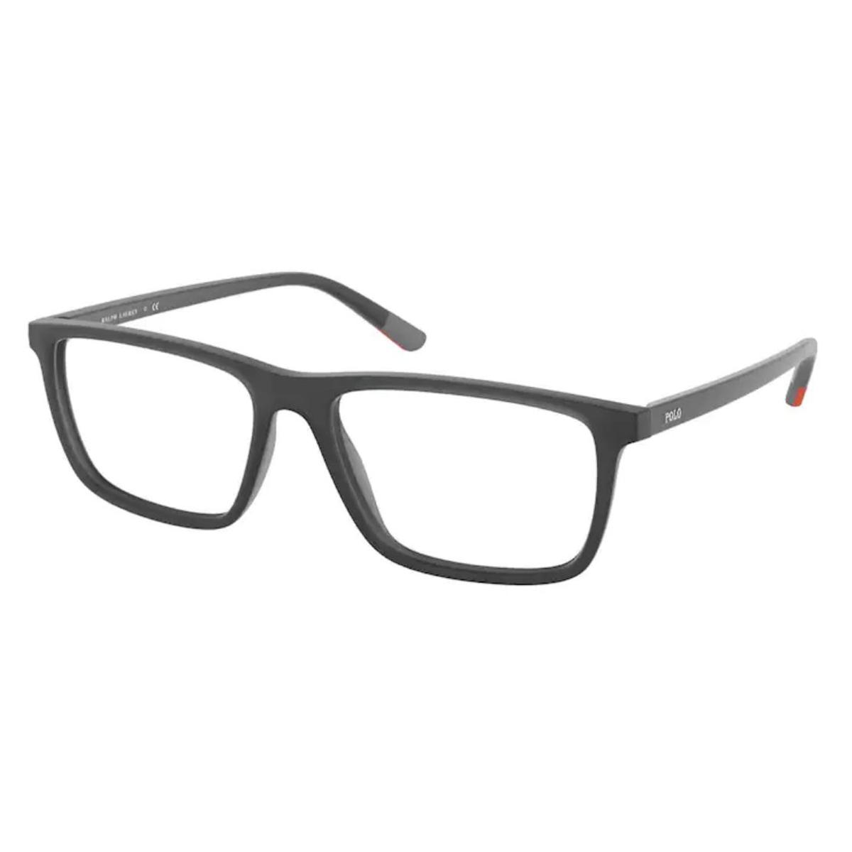 Óculos de Grau Polo Ralph Lauren PH2229 Cinza Fosco