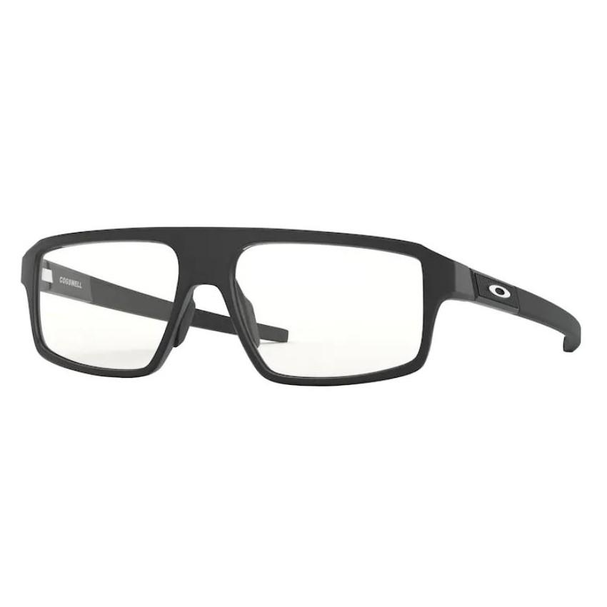 Óculos de Grau Quadrado Oakley OX8157 Cogswell Preto