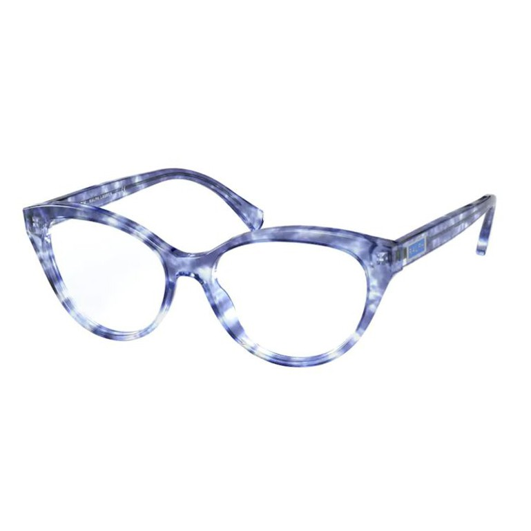 Óculos de Grau Ralph Lauren RA7116 Violeta e Azul Havana