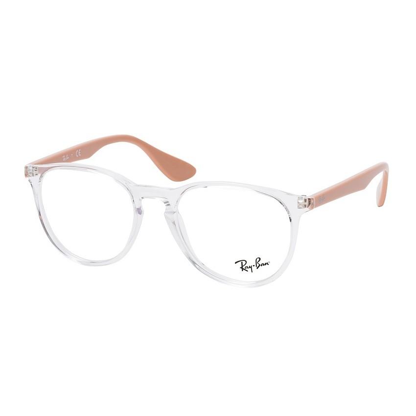 Óculos de Grau Ray Ban Erika RX7046L Transparente