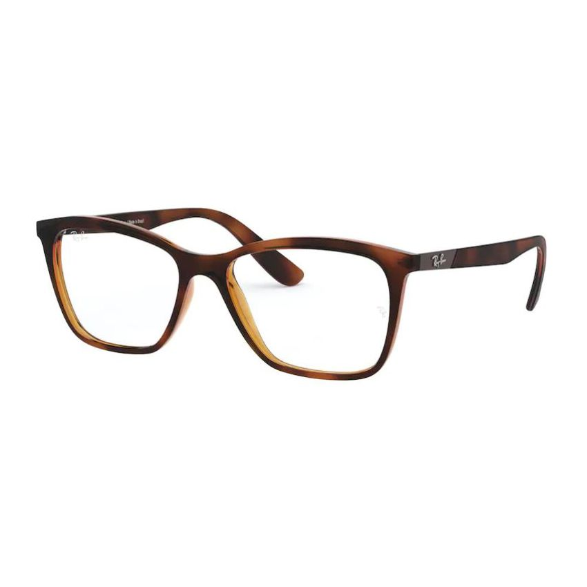 Óculos de Grau Ray Ban Feminino RX7162L Marrom Tartaruga