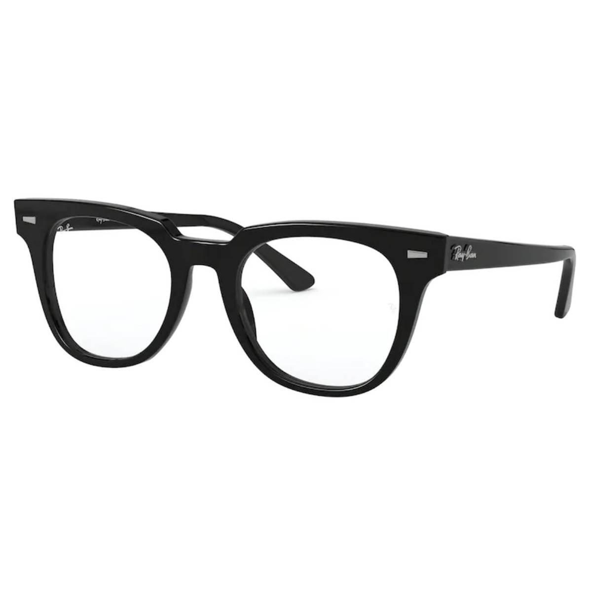 Óculos de Grau Ray Ban Meteor RX5377 Preto Brilho