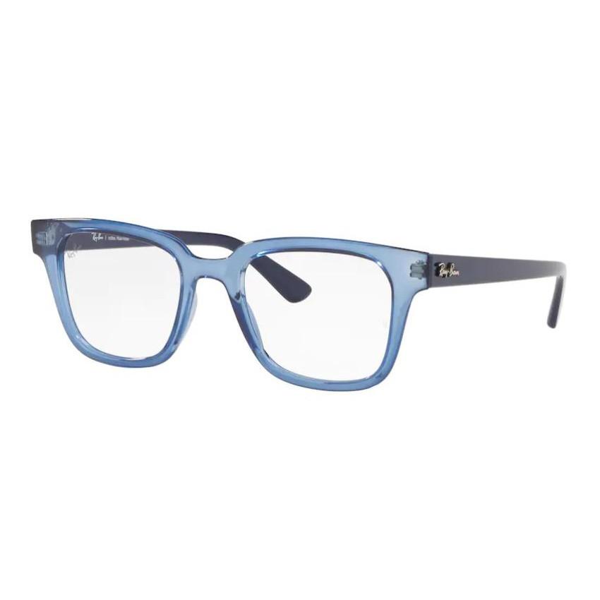 Óculos de Grau Ray Ban RX4323VL Azul Transparente Quadrado