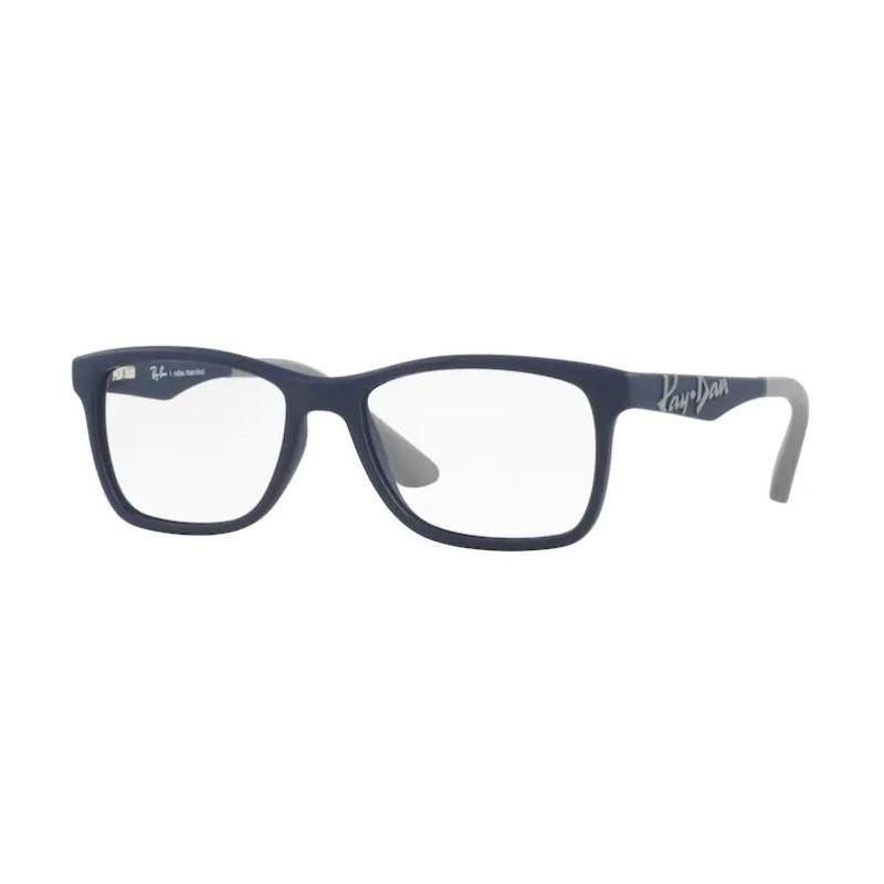 Óculos de Grau RayBan Infantil RY1556L Azul Marinho Fosco