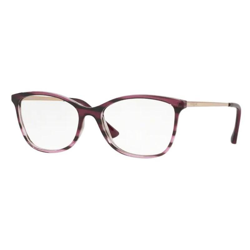Óculos de Grau Vogue Feminino VO5077L Violeta Degradê Brilho