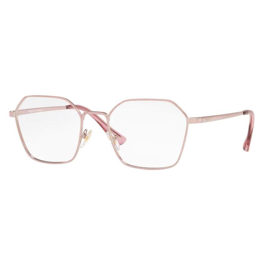 Óculos de Grau Vogue VO4187L Metal Rosa Tamanho 52