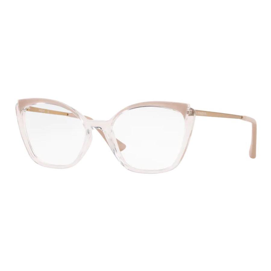 Óculos de Grau Vogue VO5265L Transparente Gatinho Tamanho 53