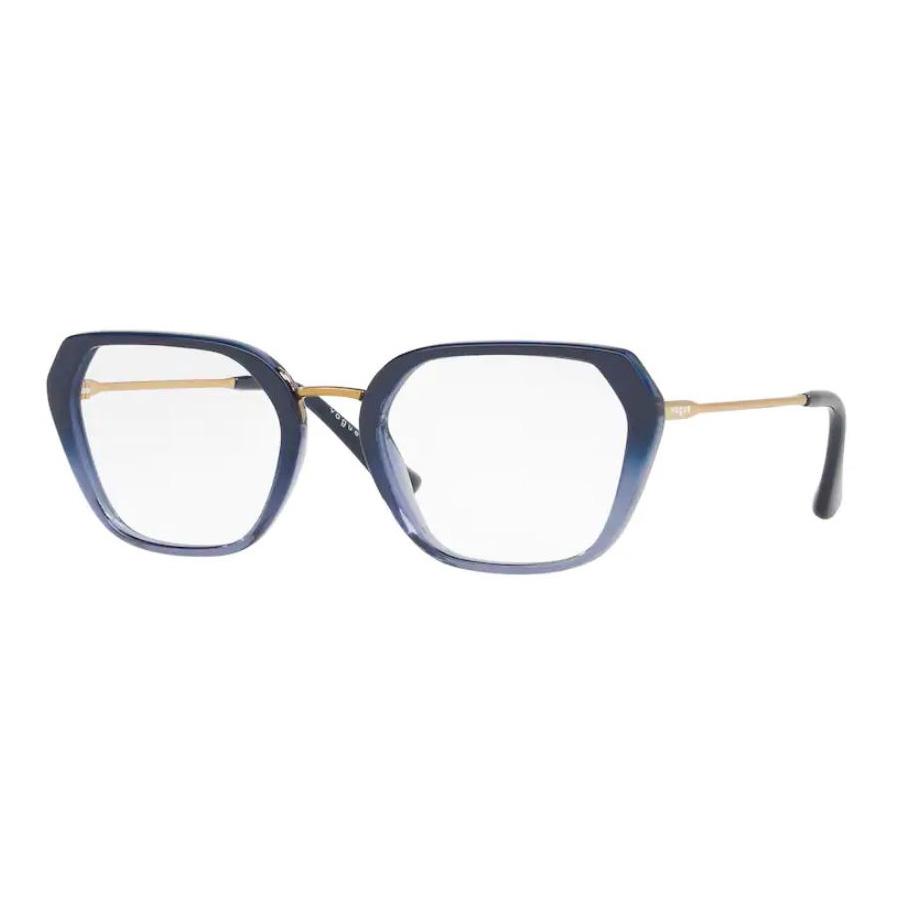 Óculos de Grau Vogue VO5301L Azul Marinho Degrade Tamanho 52