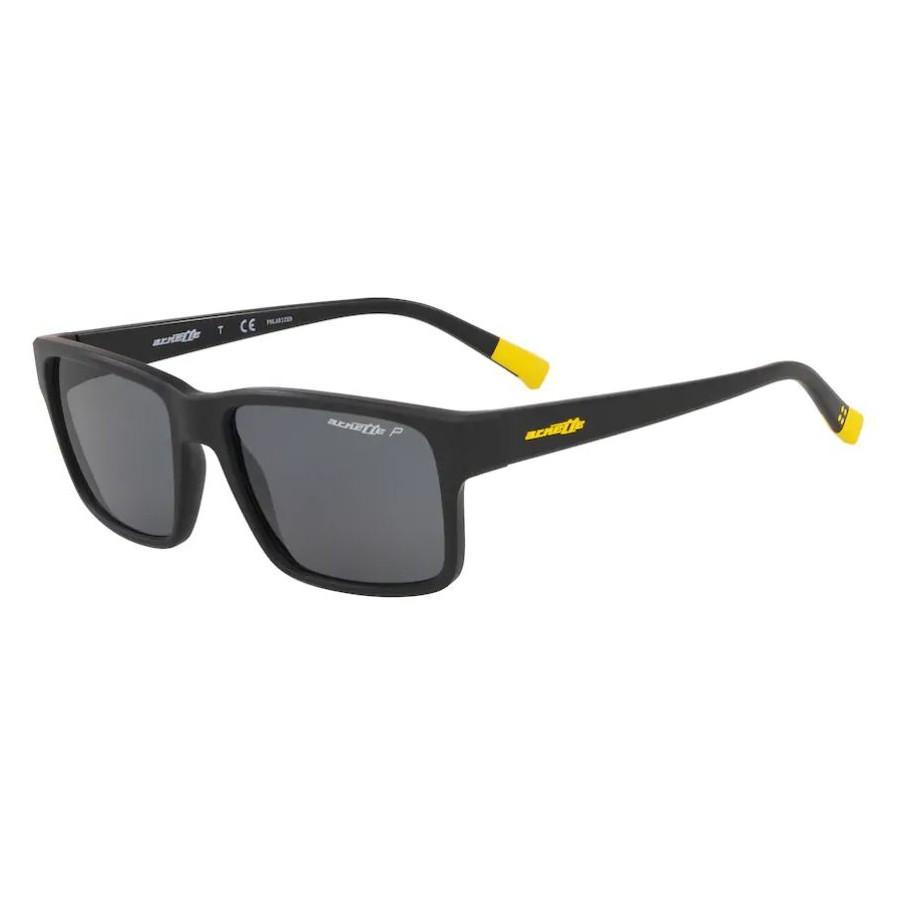Óculos de Sol Arnette Dashanzi AN4254 Preto Fosco Polarizado