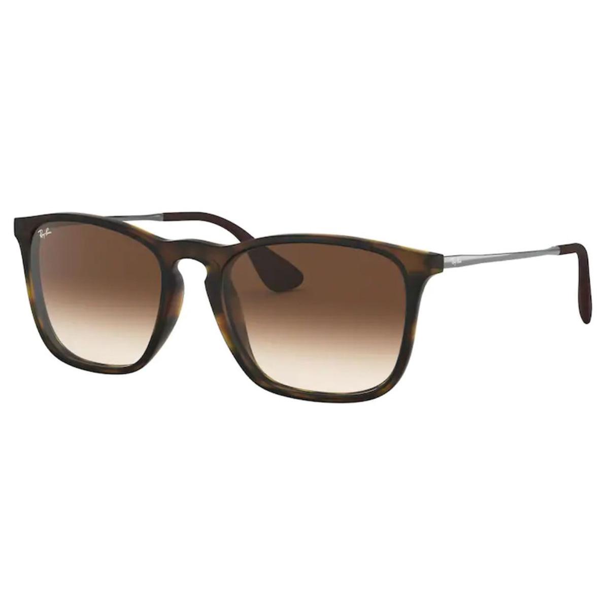 Óculos de Sol Chris RB4187L Marrom Havana Fosco