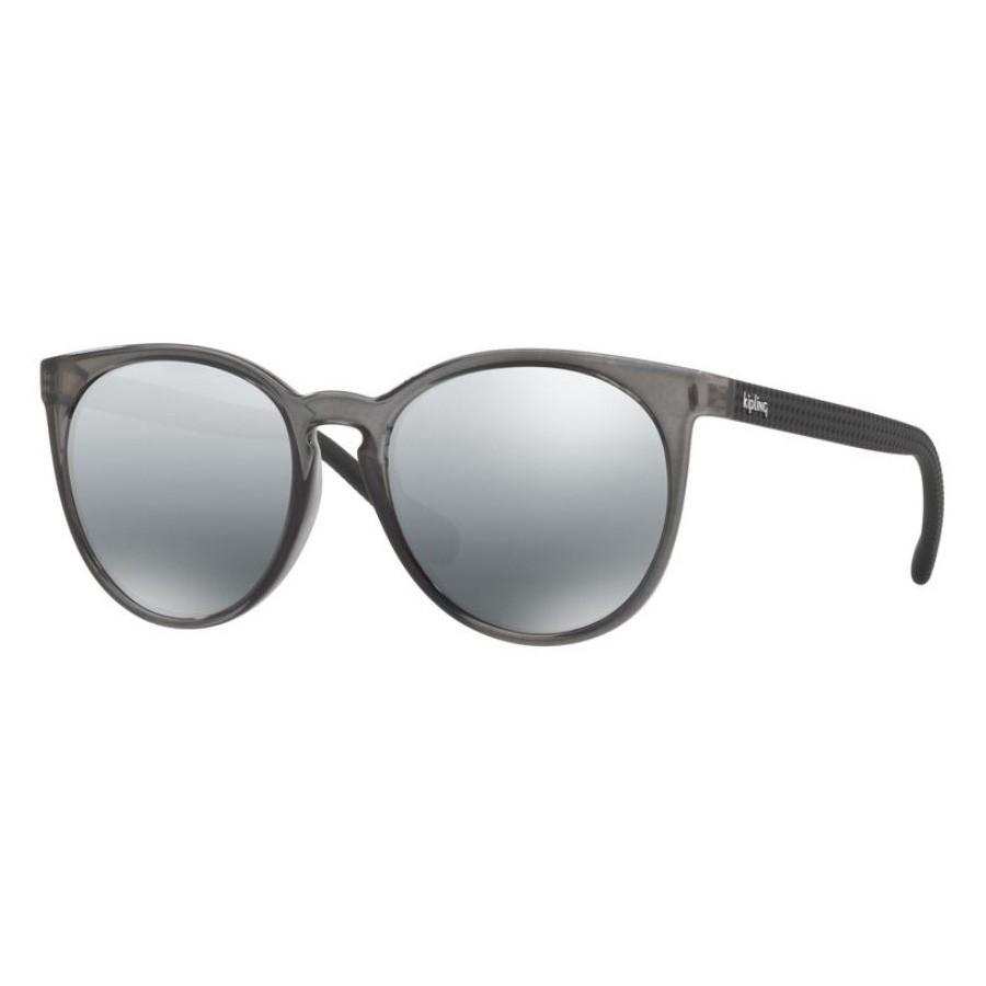 Óculos de Sol Feminino Kipling KP4052 Cinza Espelhado