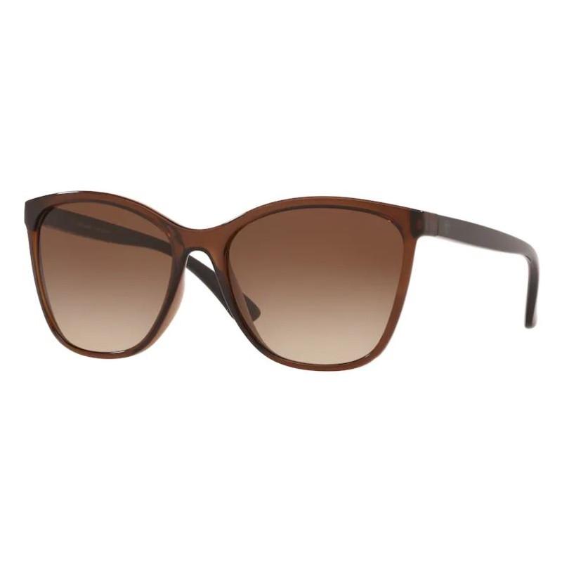 Óculos de Sol Feminino Tecnol TN4027 Marrom Translúcido