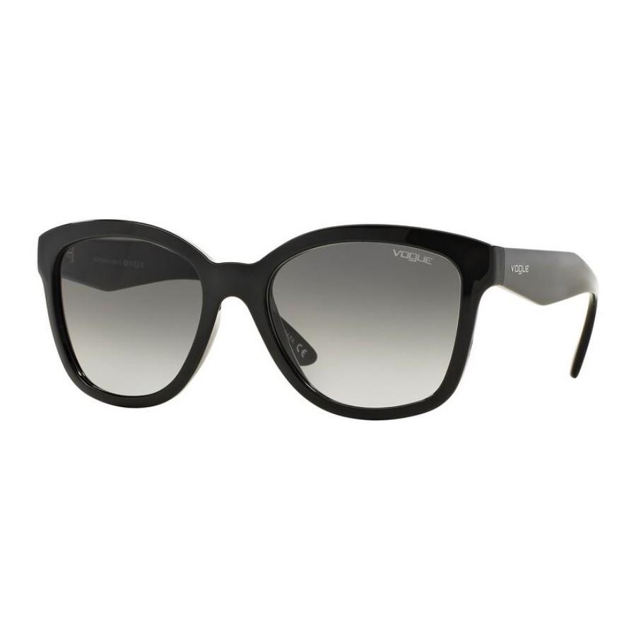 Óculos de Sol Feminino Vogue VO5019SL Preto Brilho
