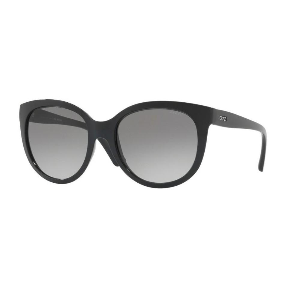 Óculos de Sol Grazi Eyewear GZ4019 Feminino Preto Brilho