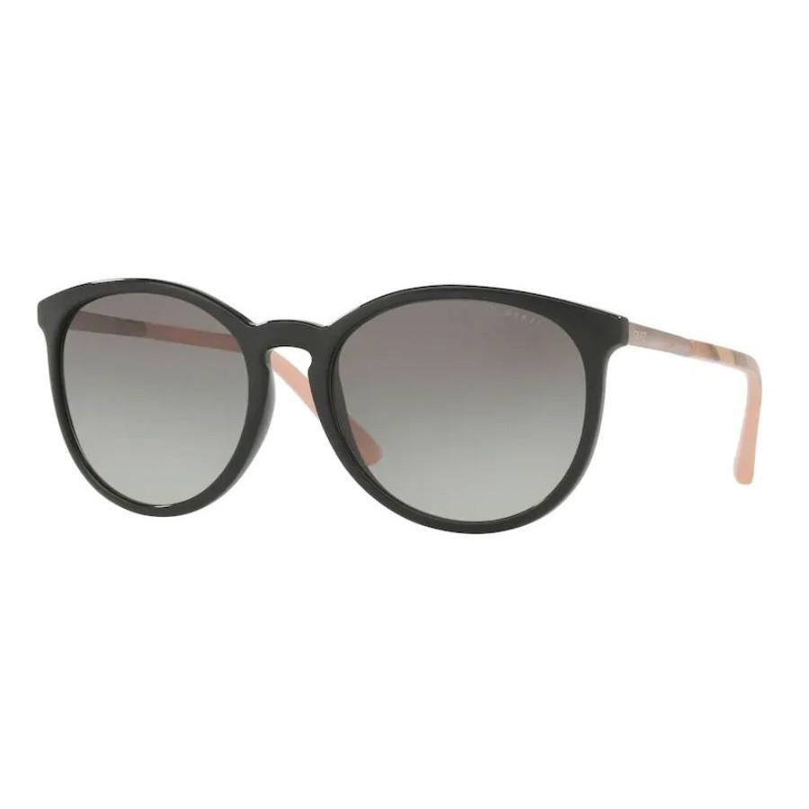 Óculos de Sol Grazi GZ4016 Preto Brilho com Estampa
