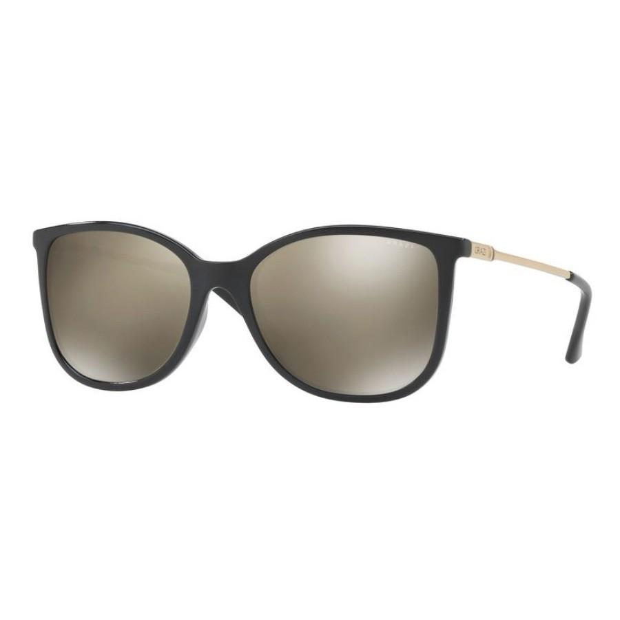 Óculos de Sol Grazi Massafera GZ4020 Preto Brilho Espelhado