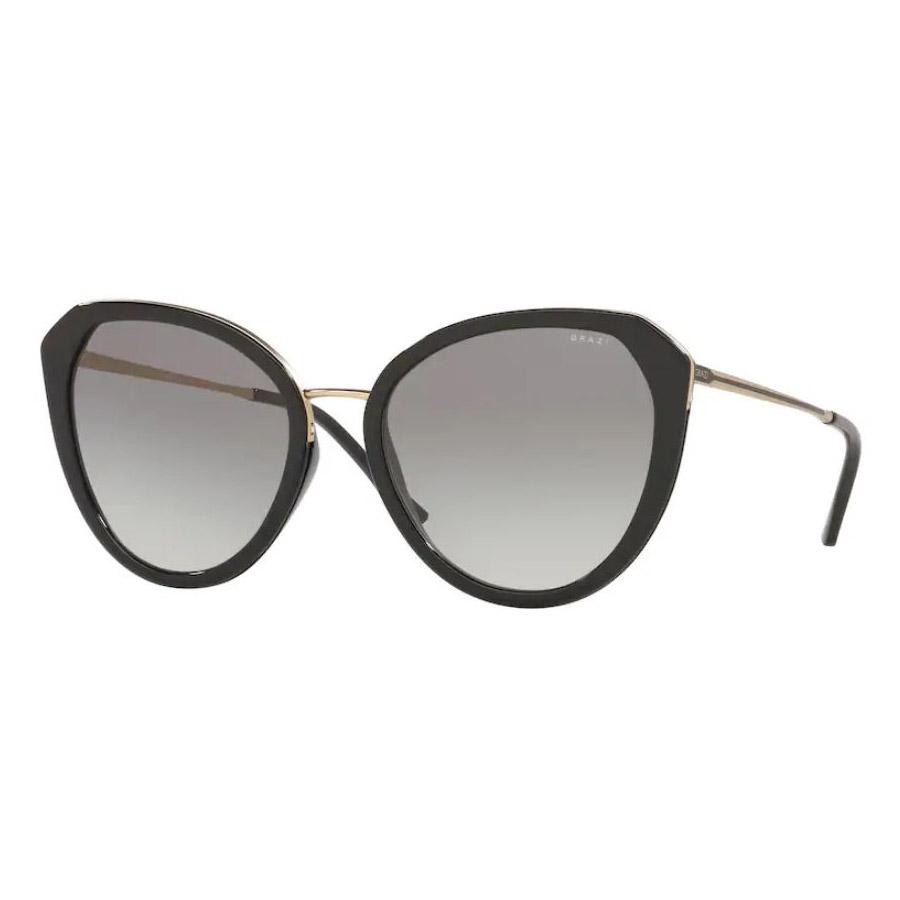 Óculos de Sol Grazi Massafera GZ4044 Preto Brilho