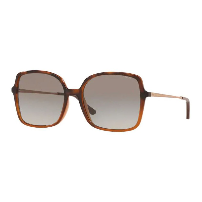 Óculos de Sol Grazi Quadrado GZ4040 Marrom Havana Brilho