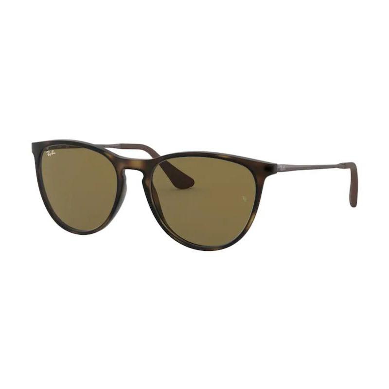 Óculos de Sol Infantil Ray Ban Erika Junior RJ9060S Marrom Havana