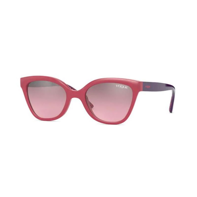 Óculos de Sol Infantil Vogue VJ2001 Rosa Brilho Gatinho
