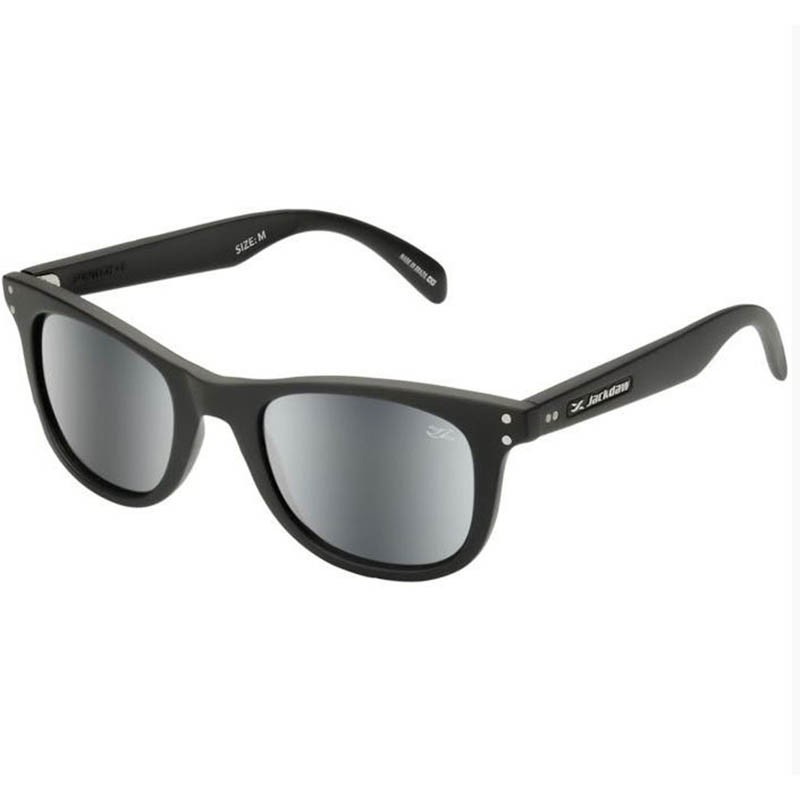 Óculos de Sol Jackdaw 16 Fosco Semi Espelhado Grilamid