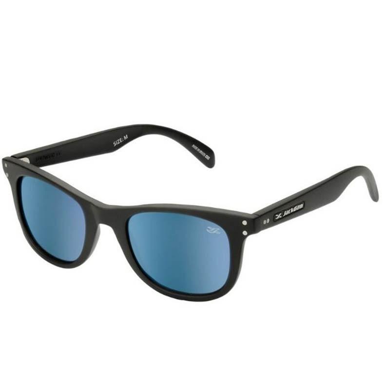 Óculos de Sol Jackdaw 52 Semi Espelhado Fosco Grilamid