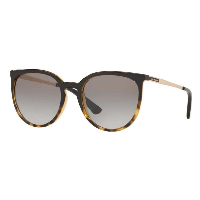 Óculos de Sol Jean Monnier J84136 Preto com Marrom Havana