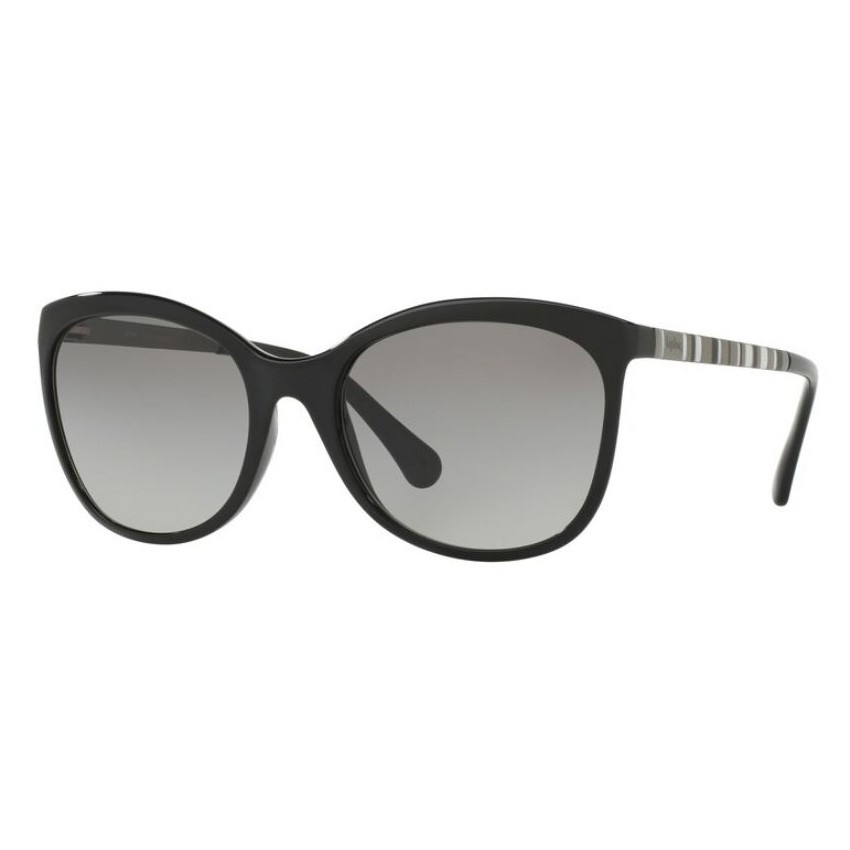 Óculos de Sol Kipling KP4042 Preto Brilho Tamanho 54