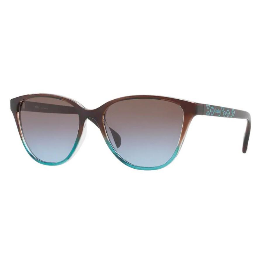 Óculos de Sol Kipling KP4049 Marrom com Verde Turquesa