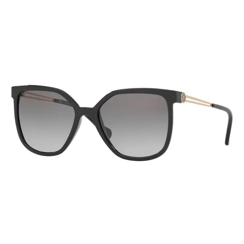 Óculos de Sol Kipling KP4059 Preto Brilho Quadrado