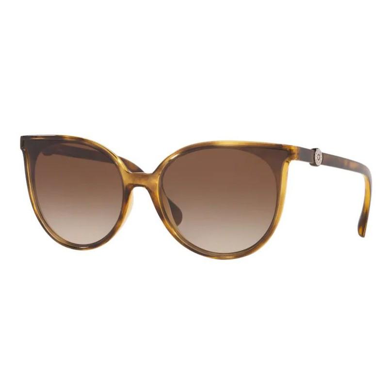 Óculos de Sol Kipling KP4060 Marrom Caramelo Havana Brilho