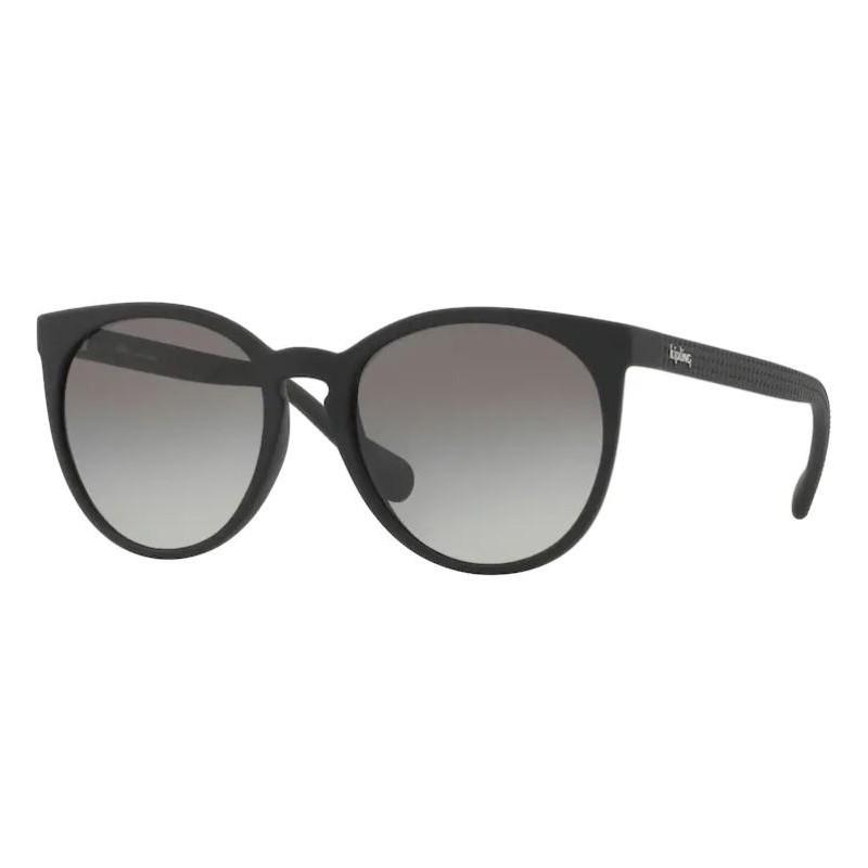 Óculos de Sol Kipling Redondo KP4052 Preto Fosco Tamanho 53