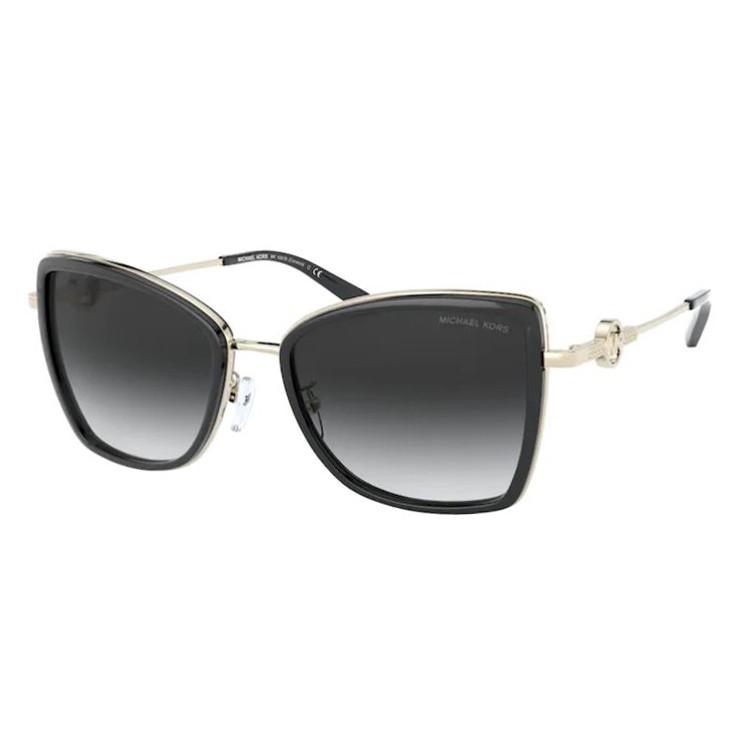 Óculos de Sol Michael Kors Corsica MK1767B Dourado e Cinza