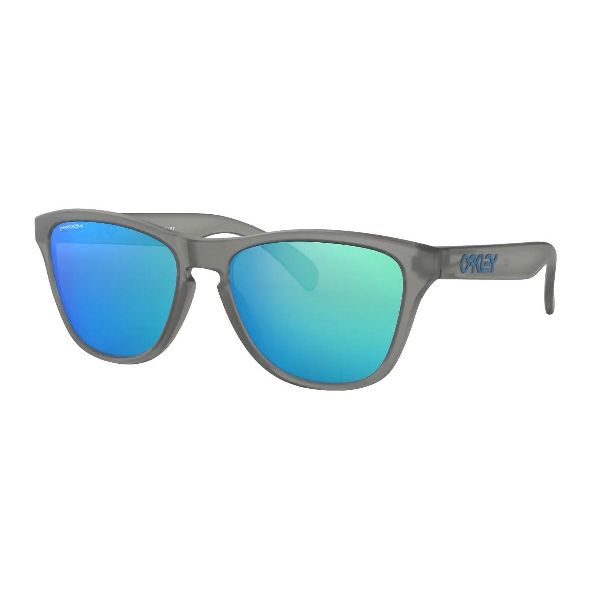 Óculos de Sol Oakley Frogkins XS Cinza Fosco Pequeno