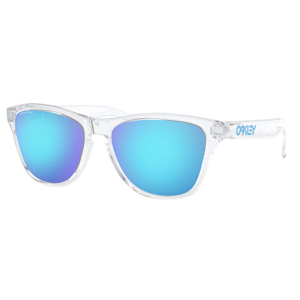 Óculos de Sol Oakley Frogkins XS Transparente Prizm Sapphire