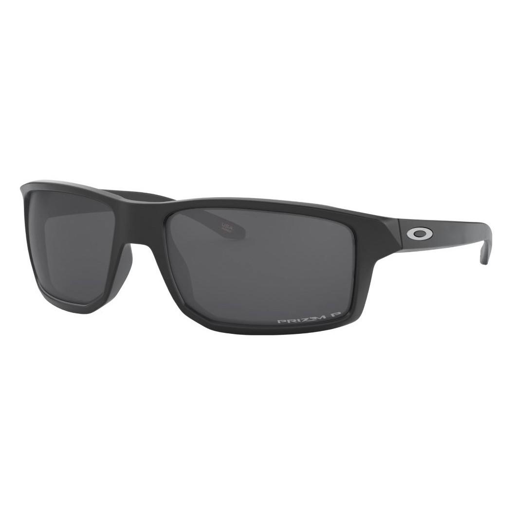 Óculos de Sol Oakley Gibston OO9449 Preto Fosco Prizm Polarizado