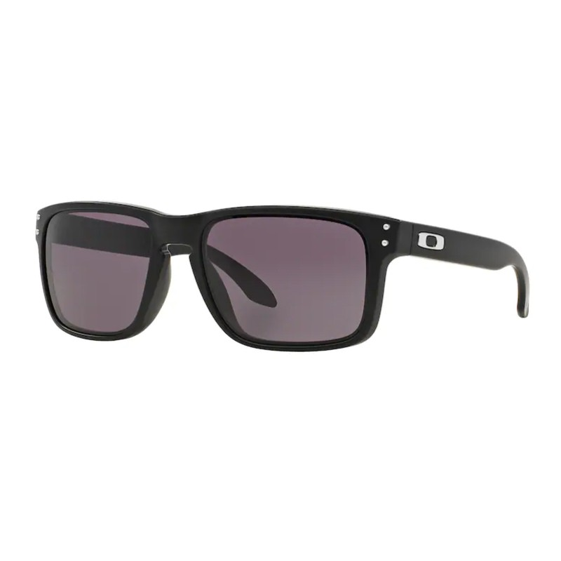 Óculos de Sol Oakley Holbrook OO9102L O Matter Preto Fosco