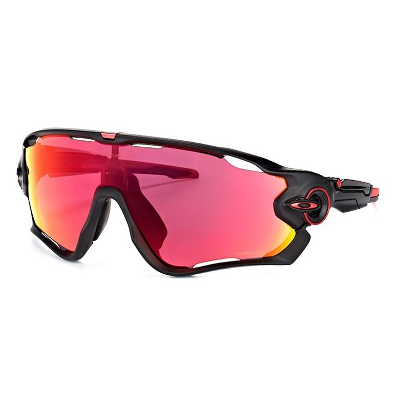 Óculos de Sol Oakley Jawbreaker OO9290 Preto Fosco Prizm Road