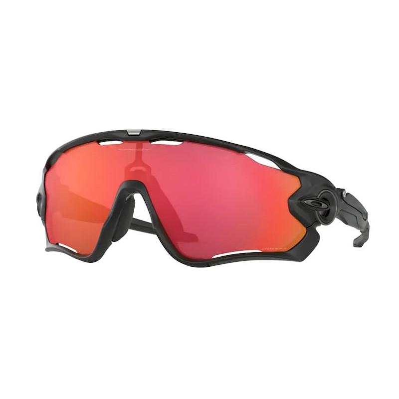 Óculos de Sol Oakley Jawbreaker OO9290 Preto Fosco Prizm Trail Torch