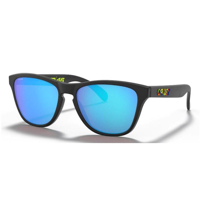 Óculos de Sol Oakley OJ9006 Frogskins Xs Preto Espelhado