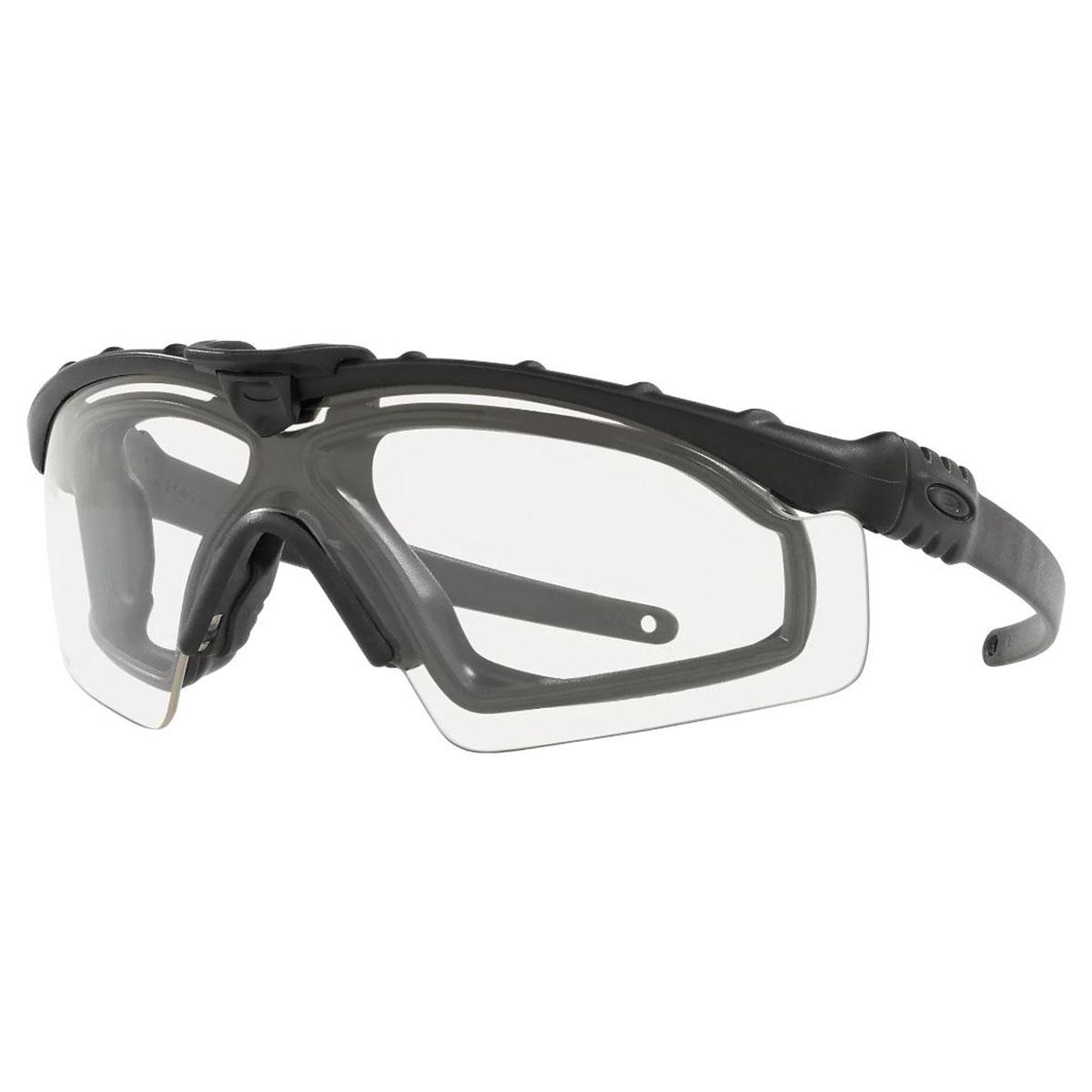Óculos de Sol Oakley OO9146 Si Ballistic M Frame 3.0 Preto Fosco