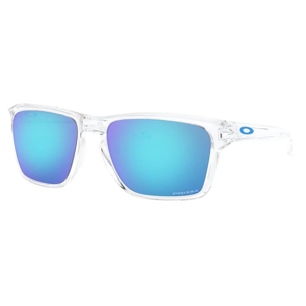 Óculos de Sol Oakley OO9448 Sylas Transparente Prizm Sapphire