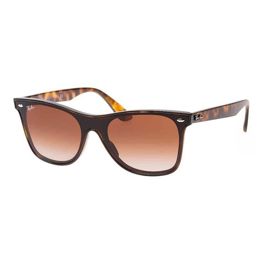 Óculos de Sol Ray Ban Blaze Wayfarer  RB4440N Marrom Havana